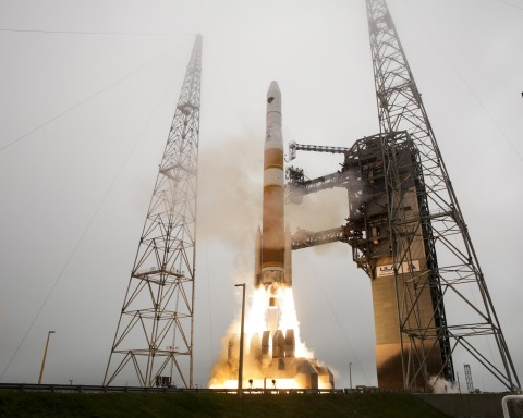 Orbital ATK   s contributions to the Delta IV and GPS IIF that launched March 26 include cutting-edge  ...