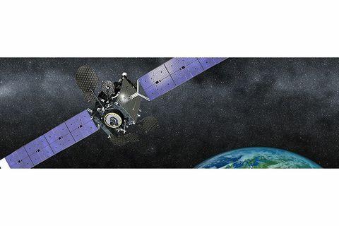 Mission Update: GovSat-1 Communications Satellite