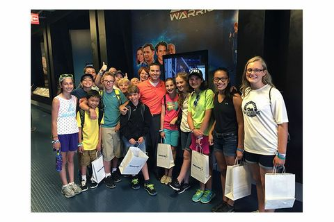 ATK Supports Another Successful Week at Space Camp
