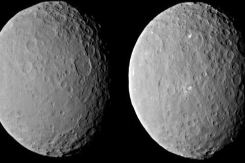 Dawn Returns New Images of Ceres Revealing Multiple