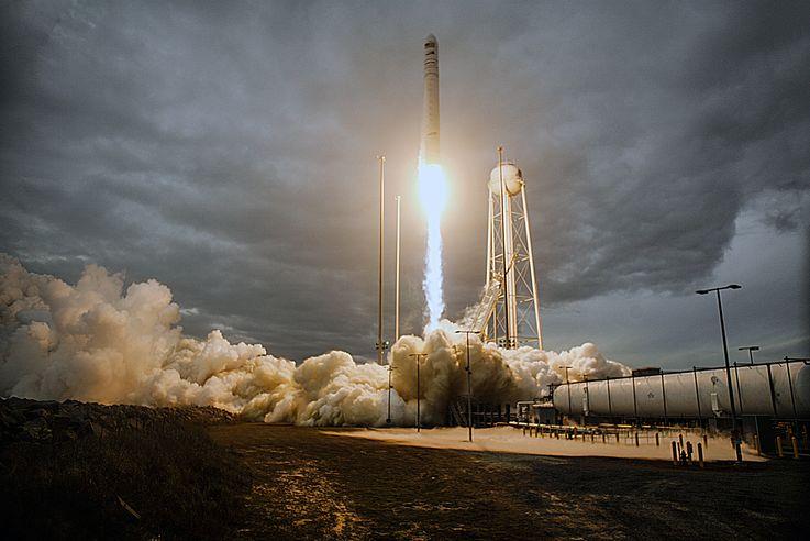 Antares OA-8 Launch 1
