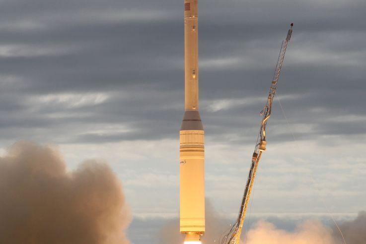 Minotaur C Planet Launch