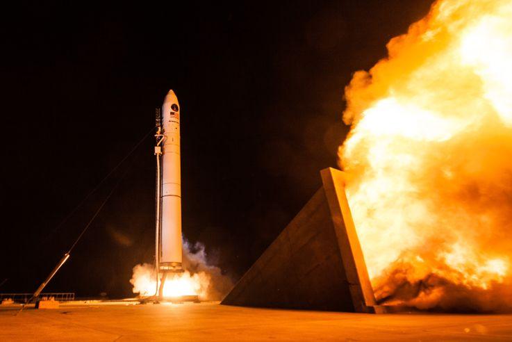 Minotaur IV ORS-5 Launch 1