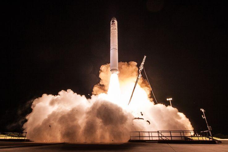 Minotaur IV ORS-5 Launch