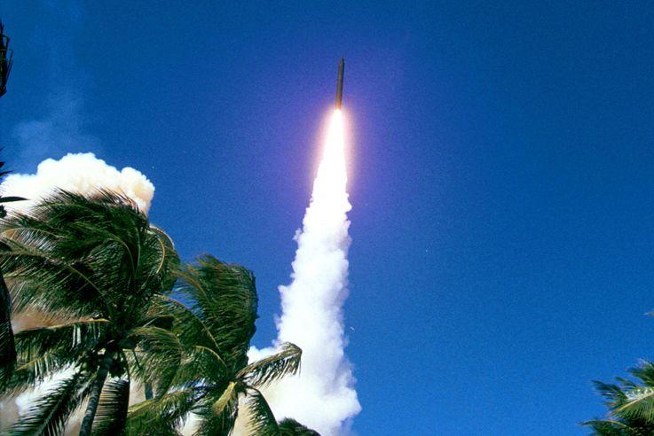 Ground-based Interceptor MDA Image