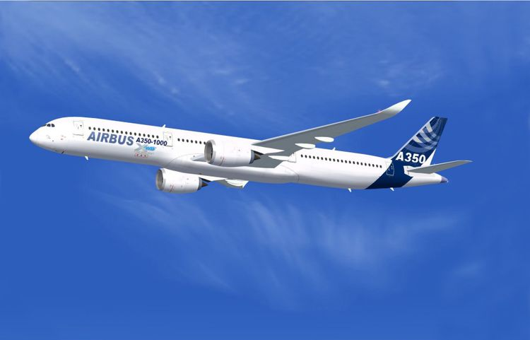 Airbus A350 Structures