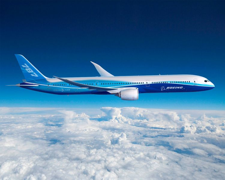 Boeing 787 Structures