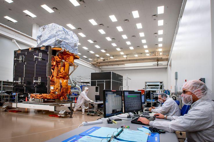 Landsat-8 in Gilbert AZ