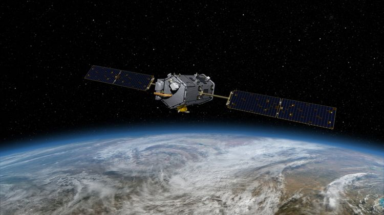 Orbiting Carbon Observatory-2 OCO-2 2