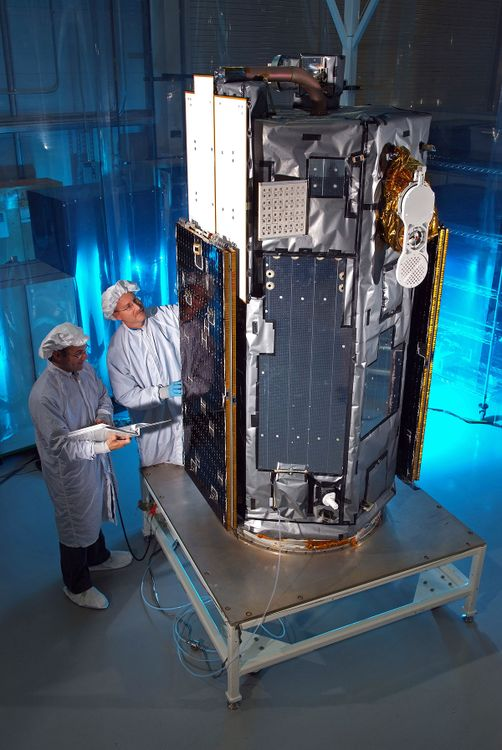 Orbiting Carbon Observatory-2 OCO-2