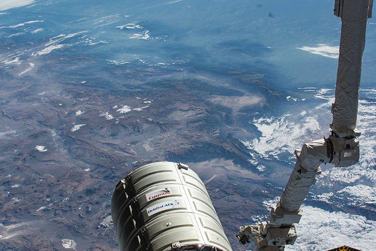 Cygnus NASA image 2