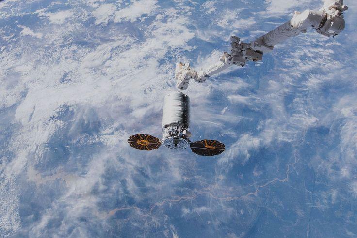 Cygnus NASA image 3