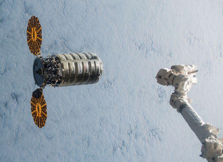 Cygnus NASA image