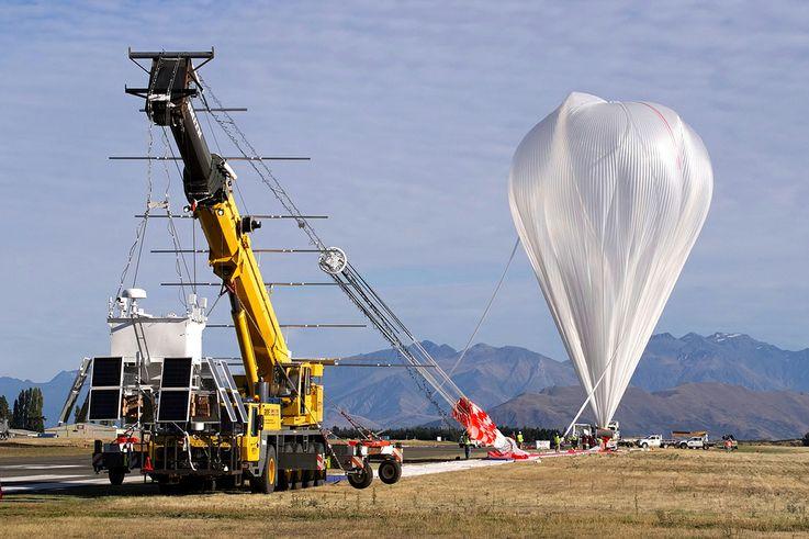 Scientific Balloon 2