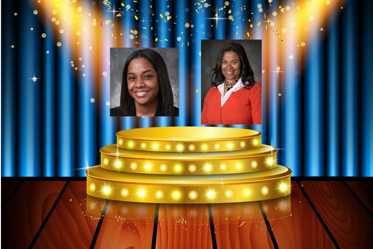 Northrop Grumman's Kathryn Hamilton and Chandria Poole Honored at 2018 Black Engineer of the Year STEM Global Competitiveness Conference