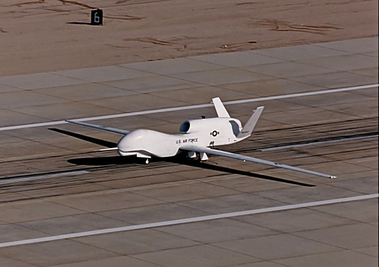 Northrop Grumman Celebrates 20th Anniversary of Global Hawks First Flight 1