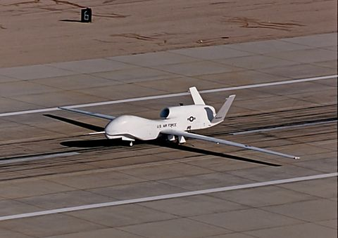 Northrop Grumman Celebrates 20th Anniversary of Global Hawk's First Flight