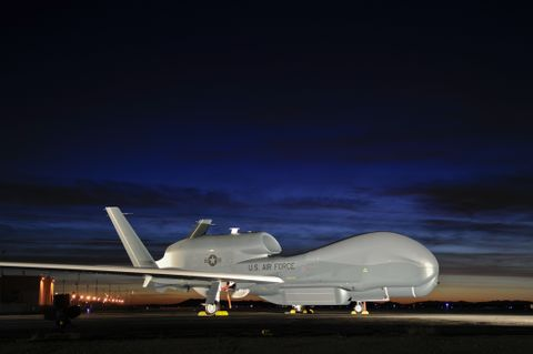 Northrop Grumman Celebrates 20th Anniversary of Global Hawks First Flight 2