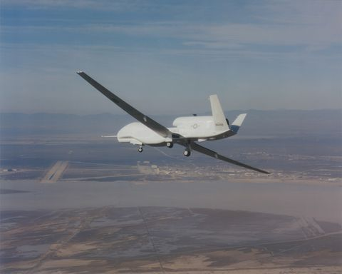 Northrop Grumman Celebrates 20th Anniversary of Global Hawks First Flight