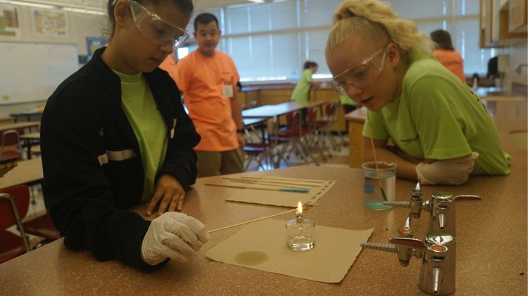 Northrop Grumman Sponsors 18th Annual Northern Utah STEM Conference for Middle School Girls