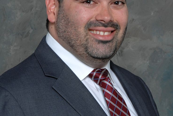 Adrian Cottin, Northrop Grumman, 2018 SHPE award winner