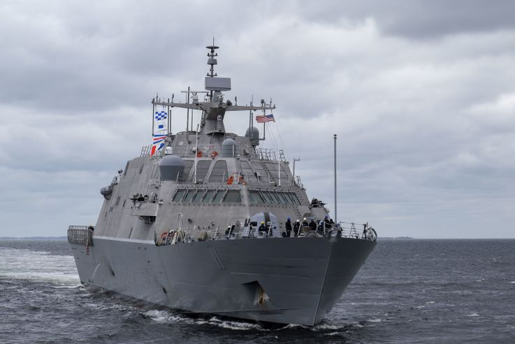 Northrop Grumman Celebrates the Commissioning of USS Sioux City (LCS 11)