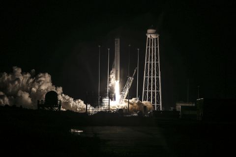 Northrop Grumman Successfully Launches 10th Cargo Delivery Mission to the International Space Station for NASA