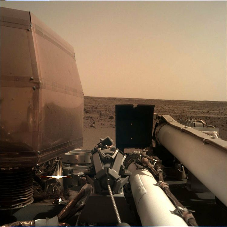 Northrop Grumman Technologies Support NASAs InSight Mars Lander_2