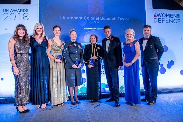 Northrop Grumman Celebrates the Contributions Made by Women Across the Defence Industry and Supports the Women in Defence UK Awards
