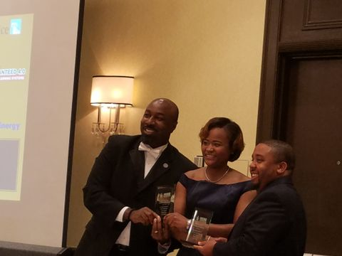 Northrop Grumman Celebrates Evening of Distinction with National Society of Black Engineers Professionals_1