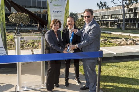 Northrop Grumman and West Basin Water District in California Collaborate to Save Up to 16 Million Gallons of Drinking Water per Year
