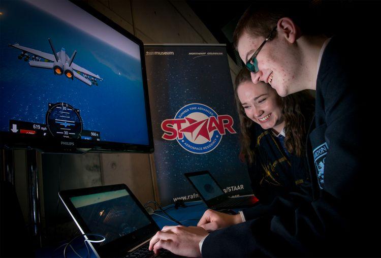 STAAR Launch 2018