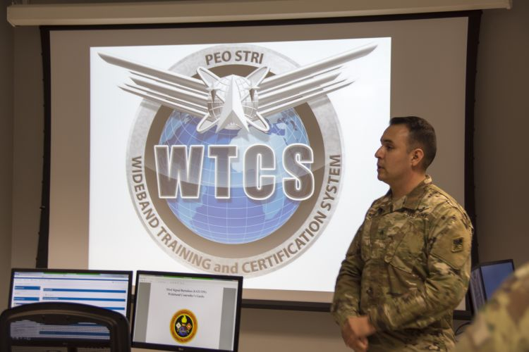 US Army Unveils Northrop Grumman-Developed First-of-its-Kind Training System for Wideband Satellite Operators 1