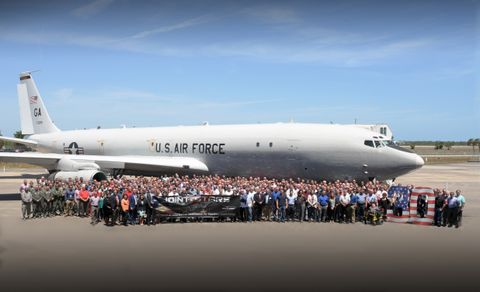Northrop Grumman Celebrates 30-Year Anniversary of First Joint STARS Flight