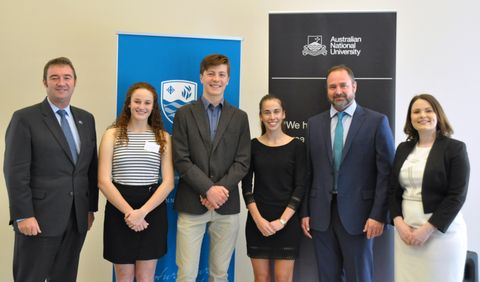 Northrop Grumman ViaSat Inc. and Optus Award Scholarships to Australian STEM Students