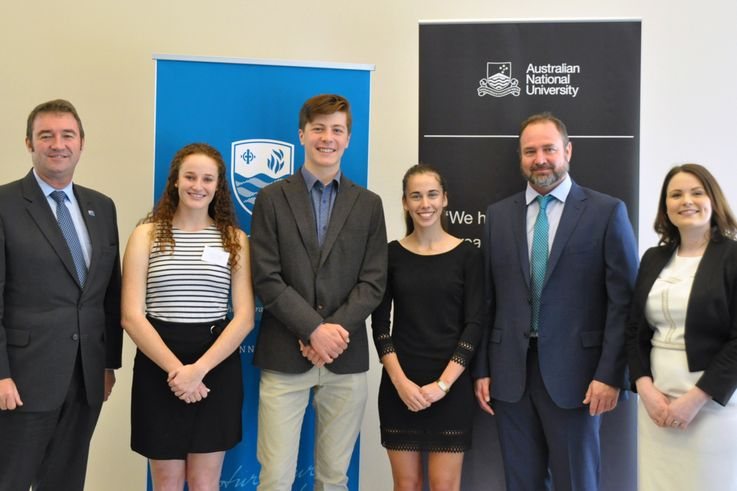 Northrop Grumman, ViaSat, Inc. and Optus Award Scholarships to Australian STEM Students