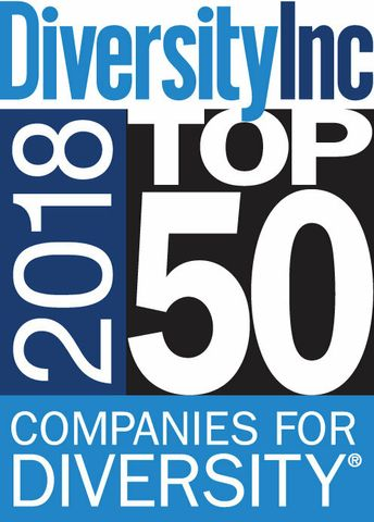 Northrop Grumman Named a 2018 Top 50 Company for Diversity by DiversityInc
