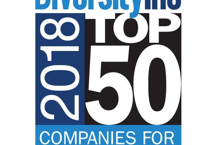 Northrop Grumman Named a 2018 Top 50 Company for Diversity by DiversityInc
