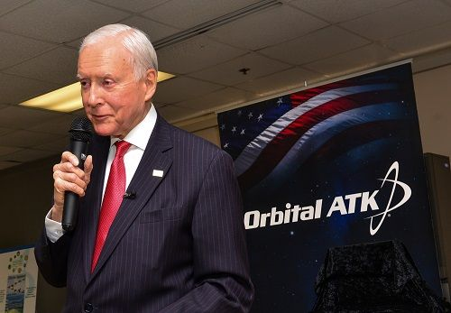 Orrin Hatch thank you