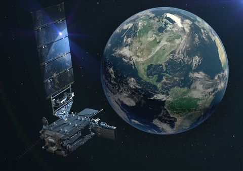 Northrop Grumman's Scalable SIRU™ Expands Support of Next-Generation Weather Satellites