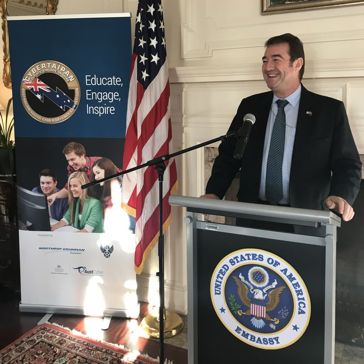 Northrop Grumman Expands Youth Cyber Education Program in Australia with CyberTaipan program