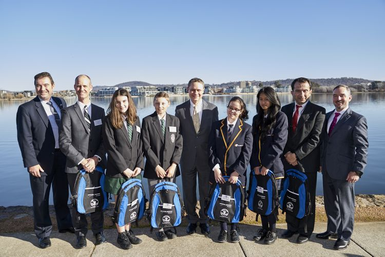 Northrop Grumman Foundation Sponsors Cosmic Adventure for Aussie Students and Teachers