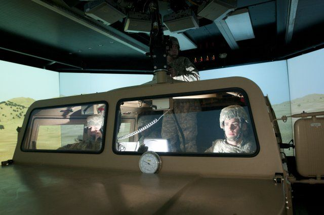 Northrop Grumman Awarded 128M Contract by US Army to Provide Operation and Sustainment of Live Virtual and Constructive Training and Simulation Environments