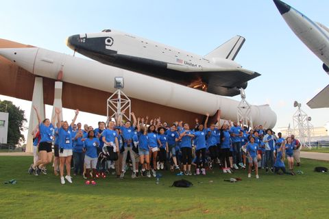 Northrop Grumman Foundation Supporting Space Camp Scholarships for Students and Teachers in Australia Japan the U.K. and the U.S.