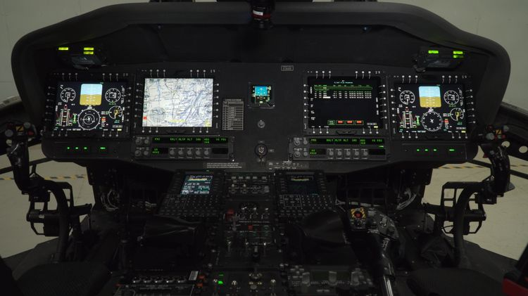 Northrop Grumman Delivers Software for Critical UH-60V Black Hawk Milestone