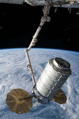 Northrop Grummans Cygnus Spacecraft Begins Secondary Mission in Space