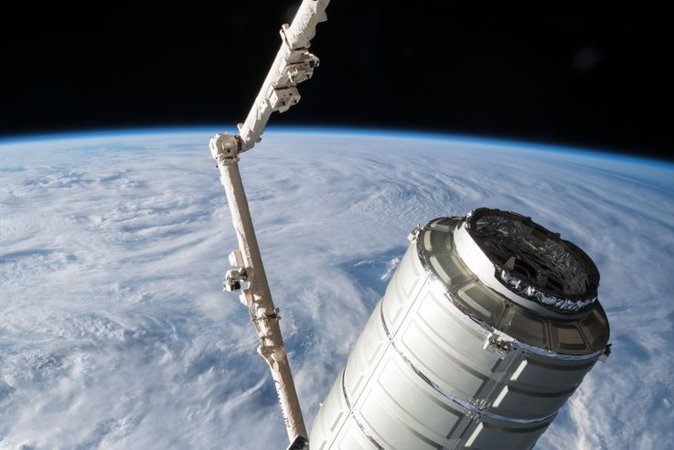 Northrop Grumman's Cygnus Spacecraft Begins Secondary Mission in Space