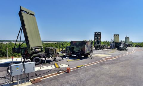 Northrop Grumman Delivers First Gallium Nitride (GaN) G/ATOR System to US Marine Corps