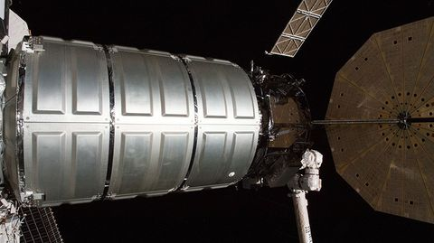 From Space Station Cargo Delivery to Deep Space Crew Habitats: Northrop Grumman's Versatile Cygnus Spacecraft