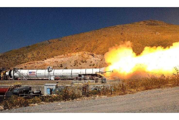 Past, Present and Future: Northrop Grumman's Solid Rocket Motors